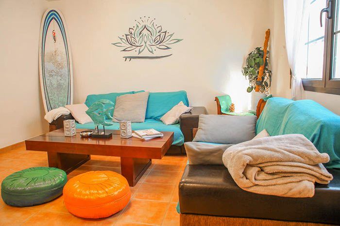 Yoga accommodation Fuerteventura